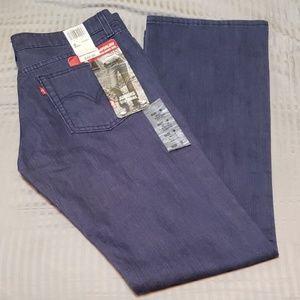 Levi's juniors 518 Jeans bootcut medium 9 stretch